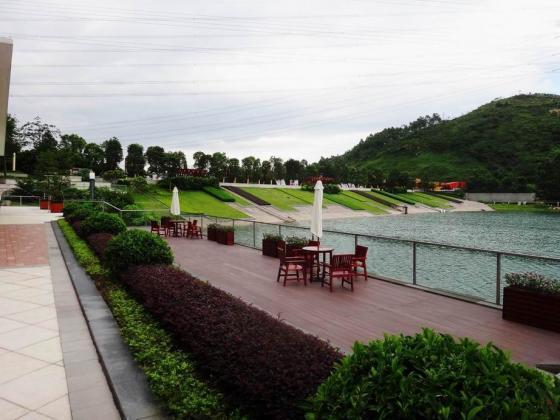 万科广州北部万科城-普梵思洛(亚洲)景观规划设计事务