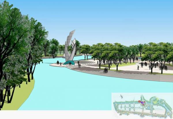 案例三东湖风景名胜区旅游发展总体规划